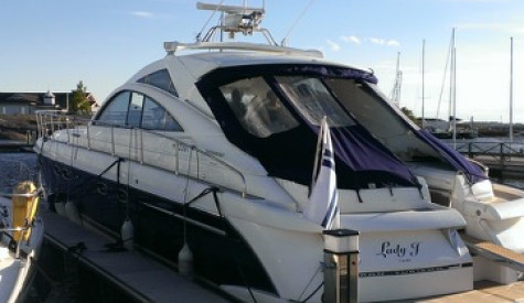 FAIRLINE Targa 52 2006 Finland