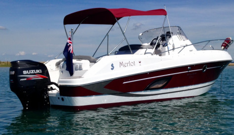 Beneteau 850 Flyer SD (Rubis Edition)