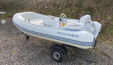 Williams 285 Jet Rib
