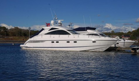 FAIRLINE Targa 47 2006 Finland