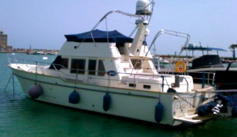 SEA RANGER 50 2011 Spain