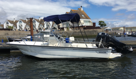 BOSTON WHALER Montauk 190 2009 United Kingdom