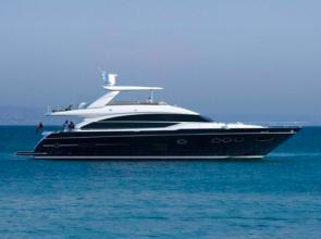 Princess 82 Motor Yacht 2014 Italy