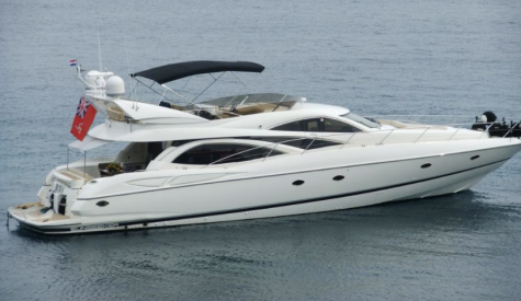 SUNSEEKER Manhattan 64 2000 Spain