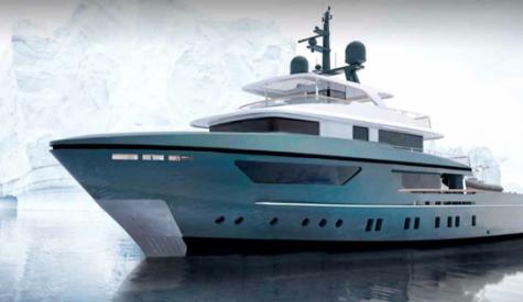 SANLORENZO 460 Explorer Italy