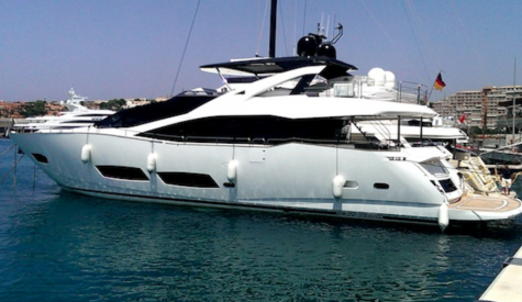 SUNSEEKER 28 Metre 2012 France