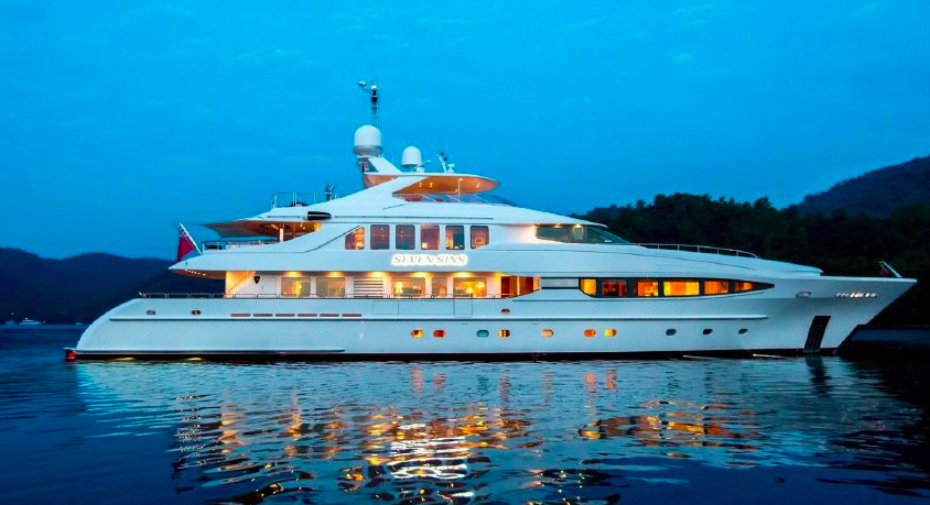 HEESEN YACHTS 43M 2005 at 11 500 000 € Fort Lauderdale FL USA