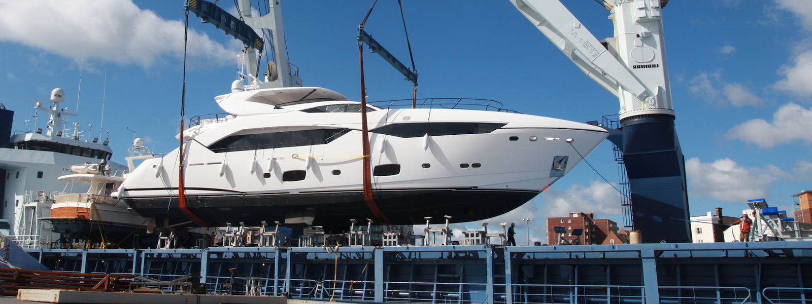 Transportation by Carine Yachts